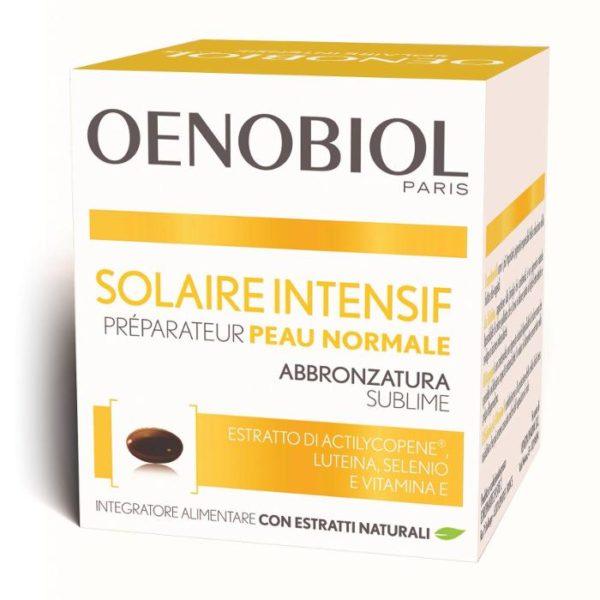 Oenobiol intensif autobronzant