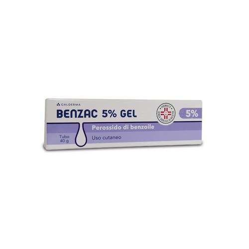 Benzac Gel