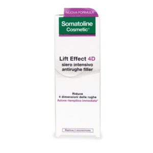 Somatoline Lift Effect 4d Filler