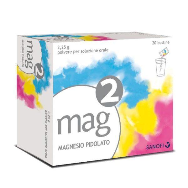 Mag2 integratore