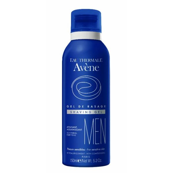 Avené Men GEL DA BARBA