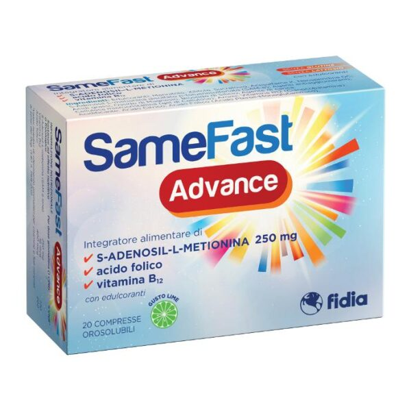 SAMEFAST ADVANCE Compresse
