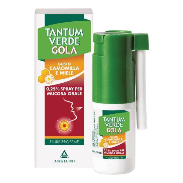 TANTUM VERDE GOLA spray