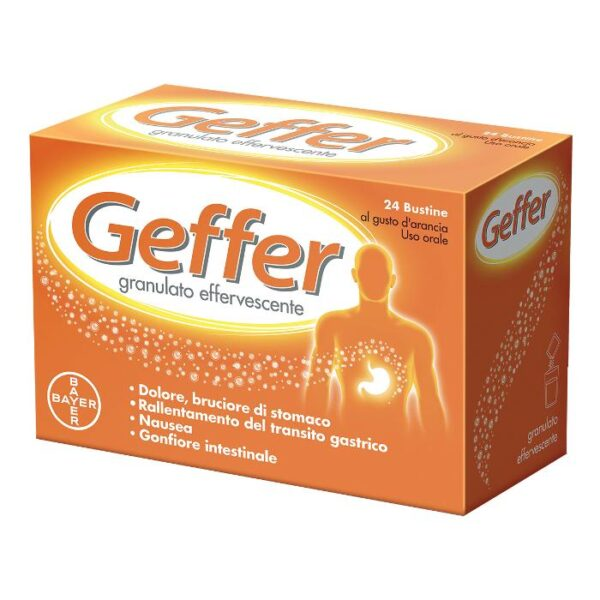 Geffer iperacidità