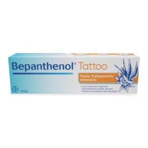 Bepanthenol Tattoo