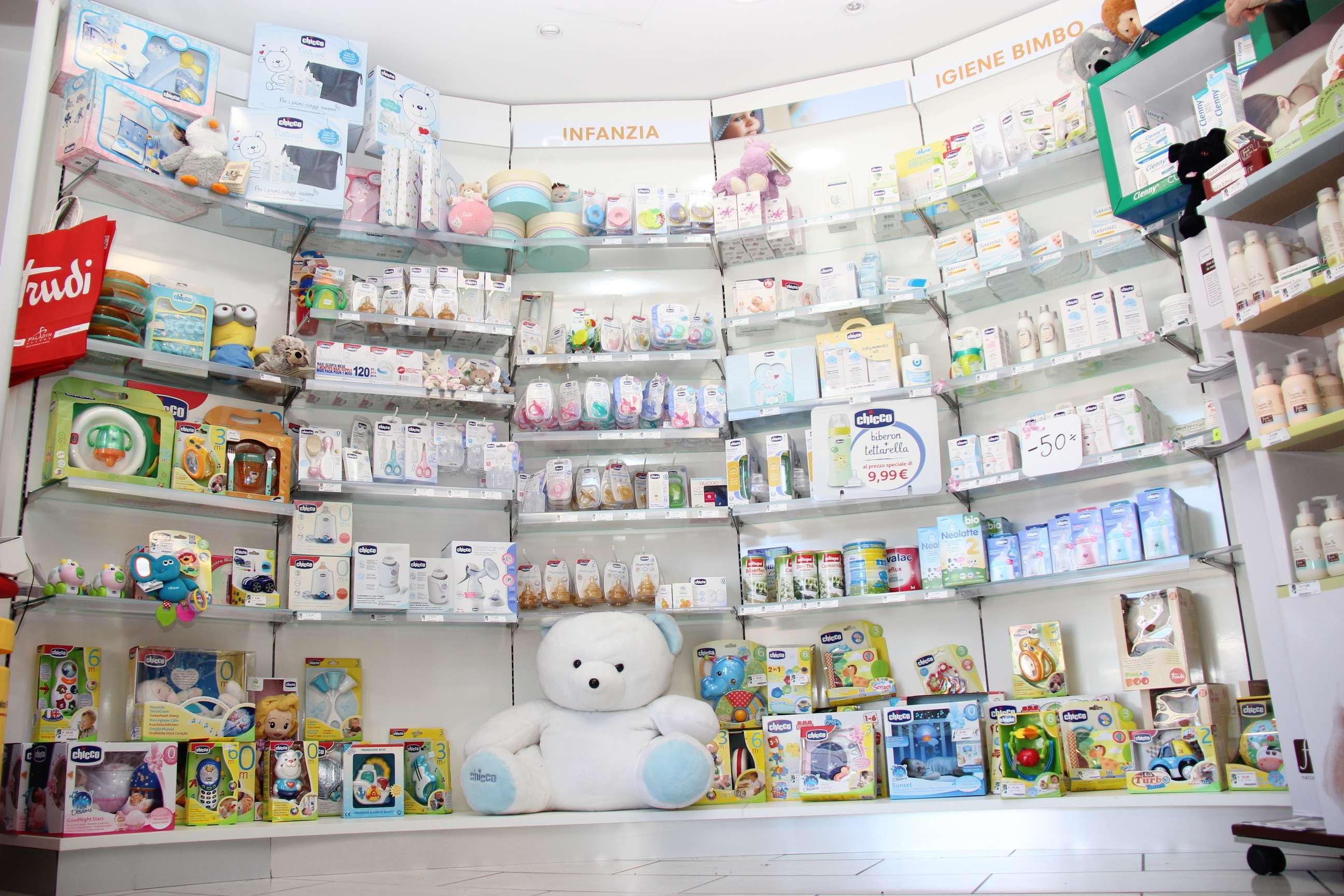 prodotti per bambini neonati farmacia delogu sassari