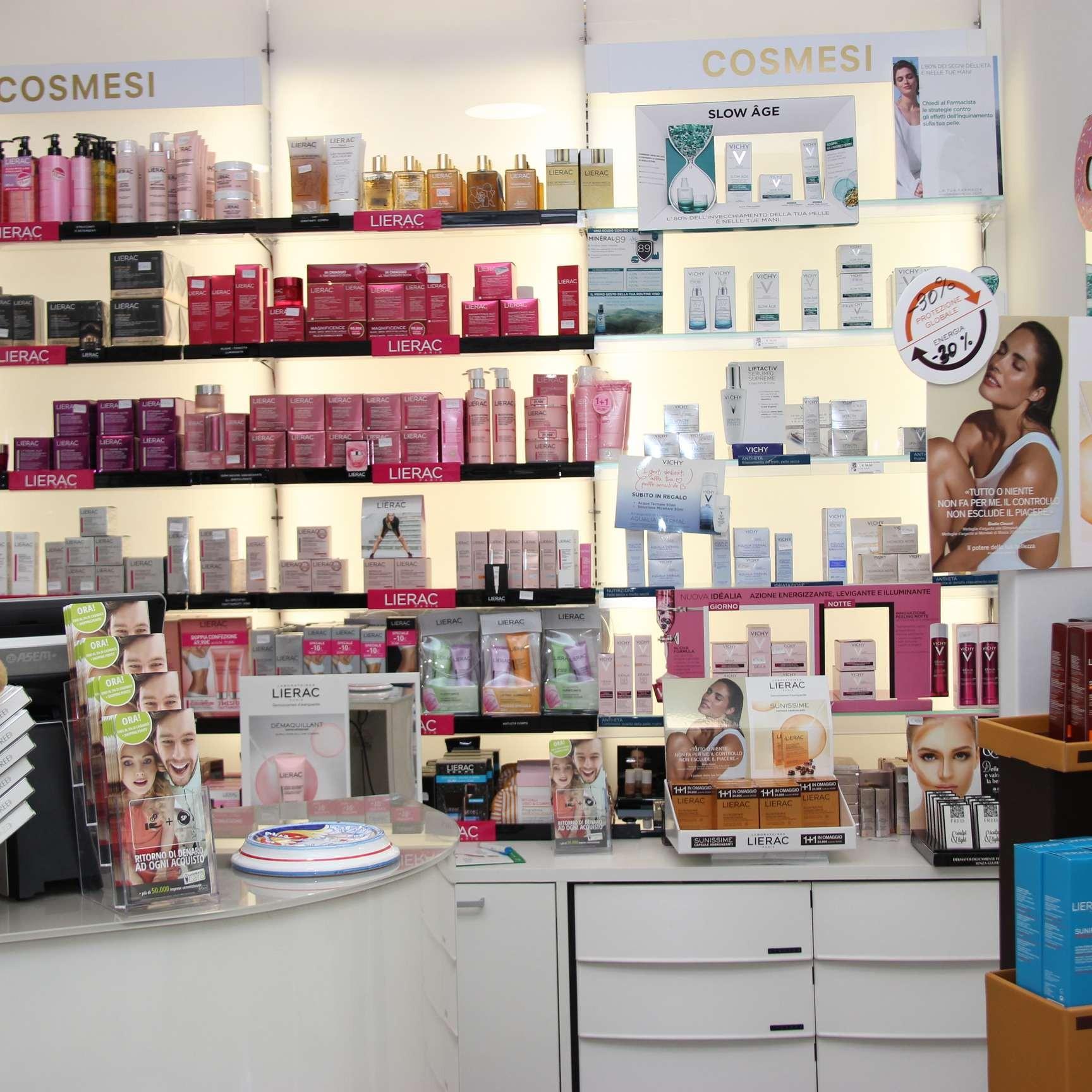 cosmetici promozione farmacia delogu sassari