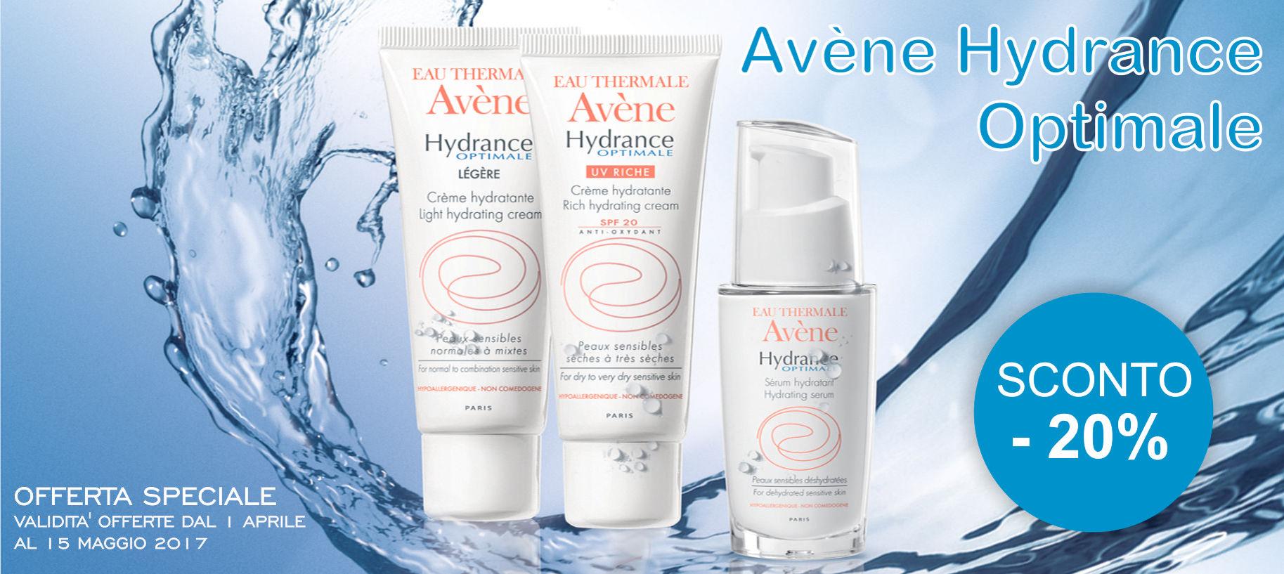 farmaciadelogu_avene_hydrance_optimale_promozione