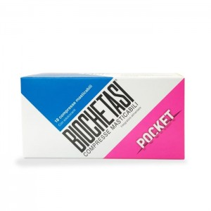 Biochetasi Pocket 18 cpr Masticabili