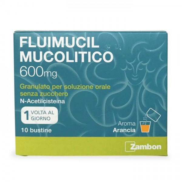 fluimucil mucolitico