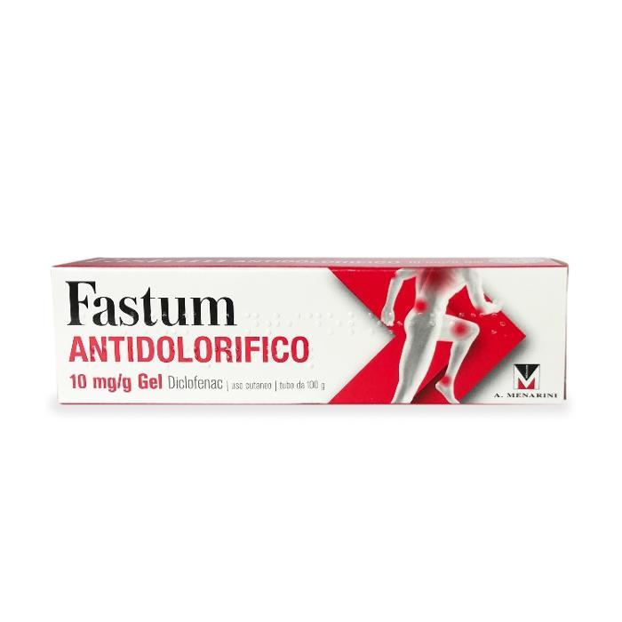 Fastum Gel - Foglio Illustrativo