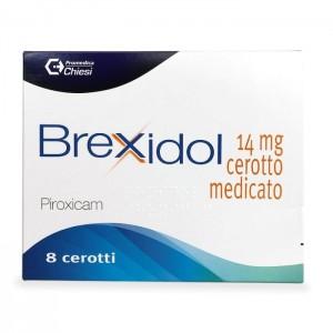 brexidol cerotti 8pz