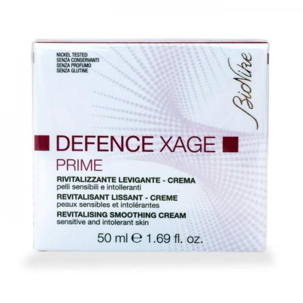 Bionike defence xage prime crema rivitalizzante levigante