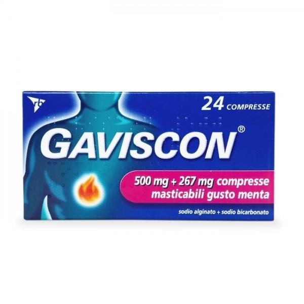 gaviscon compresse