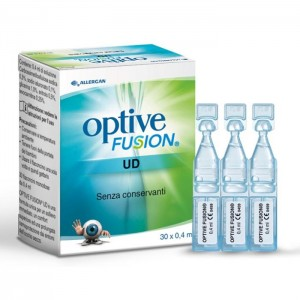 Allergan OPTIVE FUSION UD