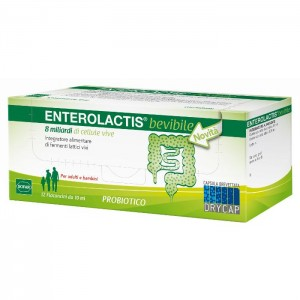 Enterolactis integratore