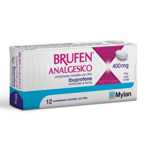 BRUFEN Compresse 400 mg
