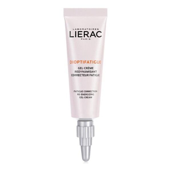 LIERAC DIOPTIFATIGUE GEL-CREMA