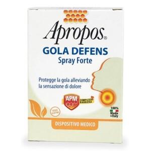 APROPOS GOLA DEFENS