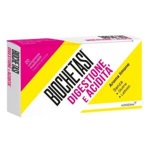 Biochetasi Digestione