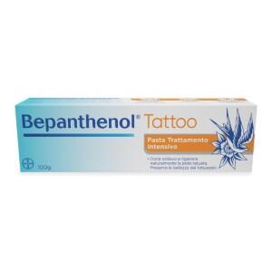 Bepanthenol Tattoo