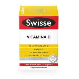 Swisse Vitamina D3