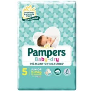 Baby Dry Pannolini offerta sassari