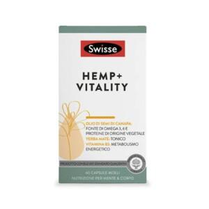 SWISSE Hemp+vitality