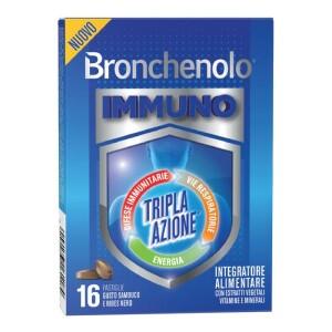 Bronchenolo Immuno Tripla Azione