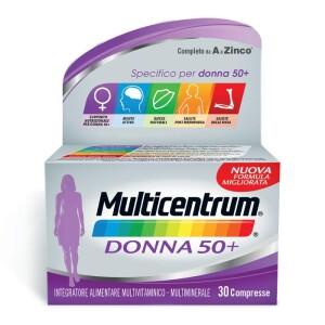 Multicentrum 50+ donna