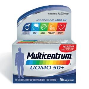 Multicentrum 50+ uomo